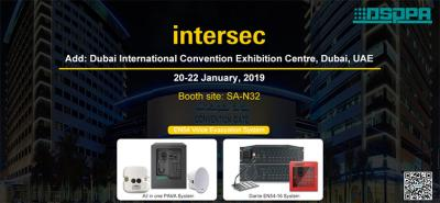 DSPPA يدعوك لحضور Intersec Dubai